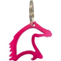 Porte clés 'tête de cheval' décapsuleur