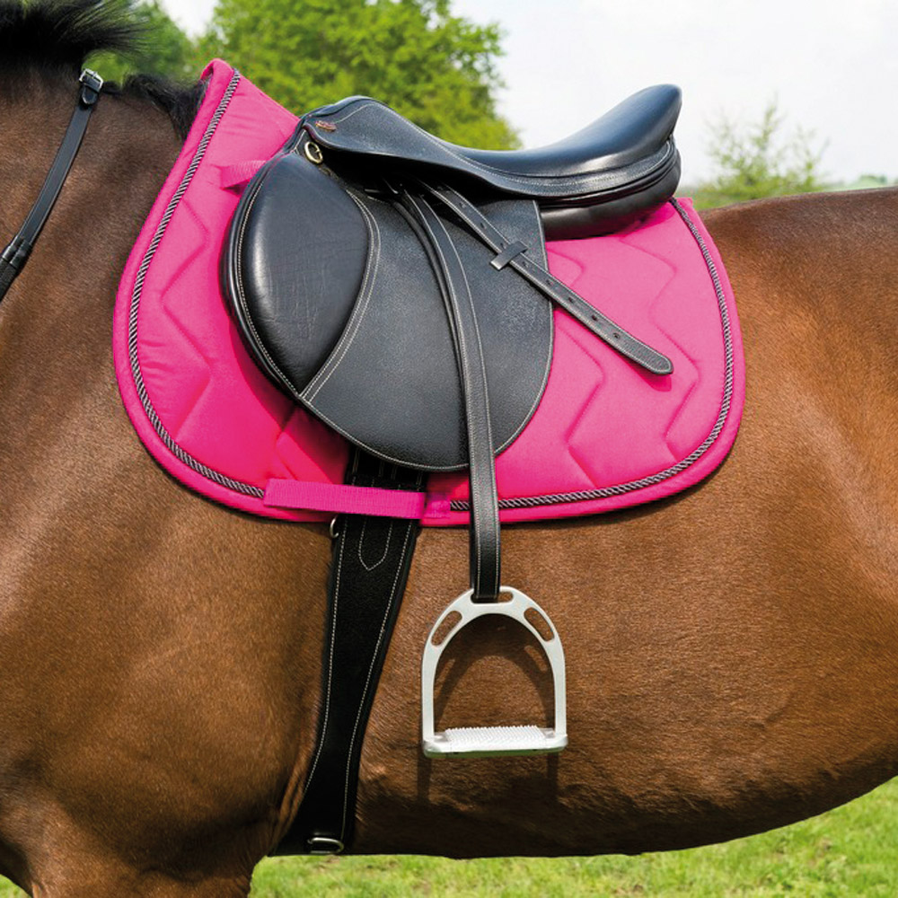 Ducatillon tapis de selle cheval - Tapis personnalisable cheval ...