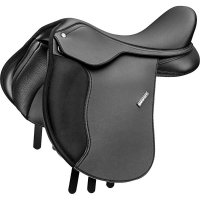Selle WINTEC 500 Poney Mixte-noir,15