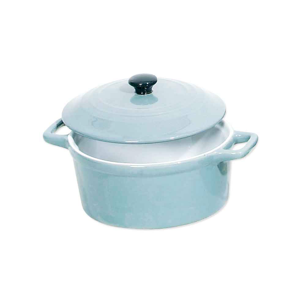 Mini cocotte individuelle ronde d15 achat vente d for Art and cuisine cocotte