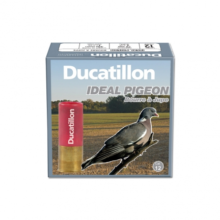 PACK PROMO 10x25cartouches IDEAL PIGEON Cal12 36 6.5