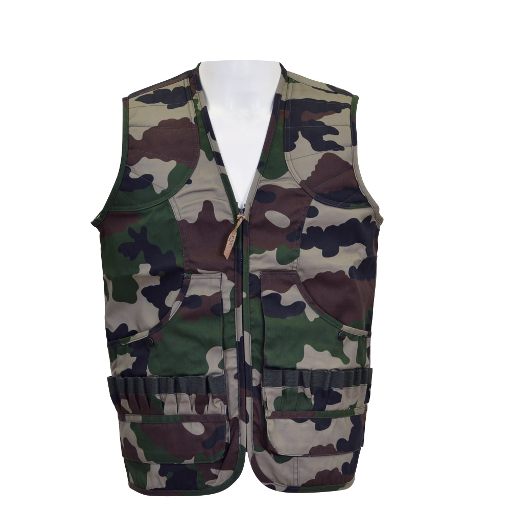 ab6ff3567a06 Ducatillon - Gilet chasse camouflage Centre Europe   Chasse