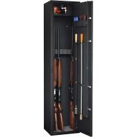 Armoire forte Fortify® 6 armes avec lunette + coffre intérieur