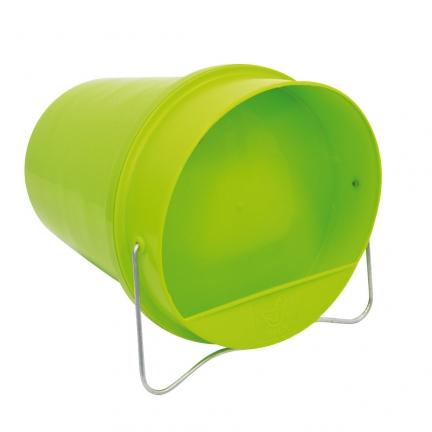Abreuvoir seau plastique 6 litres vert