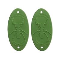 Lot de 2 plaquettes anti-fourmis