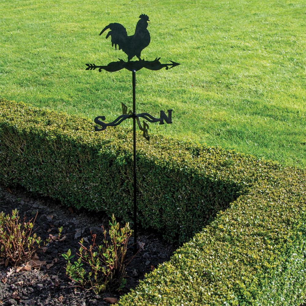 ducatillon girouette coq m tal jardin. Black Bedroom Furniture Sets. Home Design Ideas