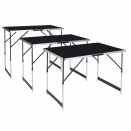 Lot de 3 Tables Multi-Usages