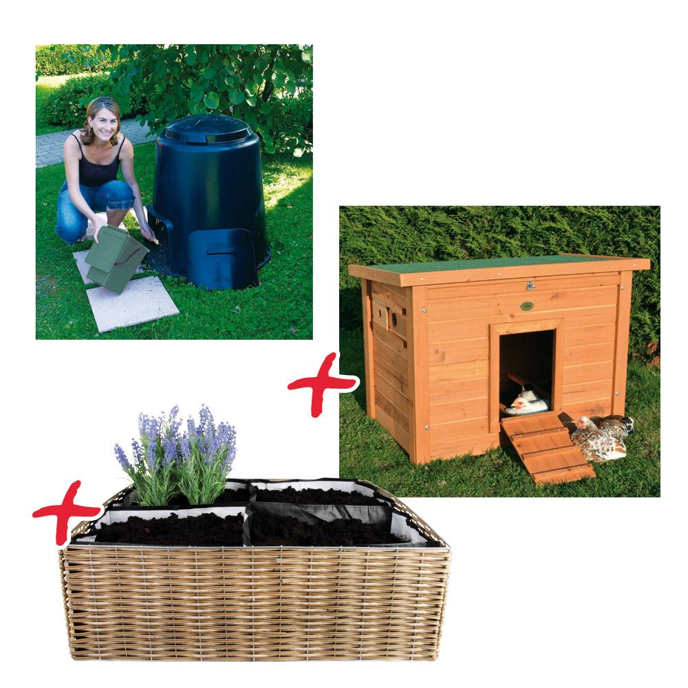ducatillon kit de d marrage eco cotoyen elevage. Black Bedroom Furniture Sets. Home Design Ideas