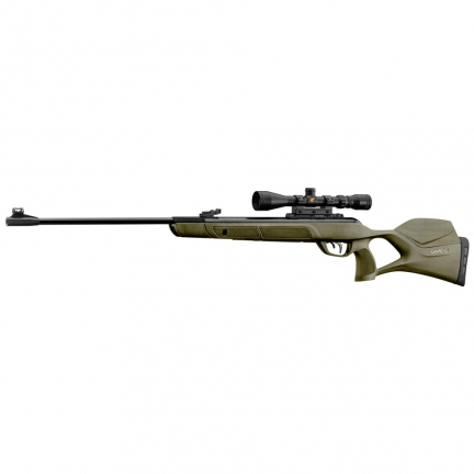 Carabine à plomb Gamo Magnum Jungle 5.5mm + 3-9x40 WR