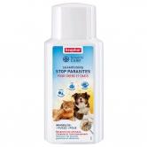 Shampooing stop-parasites