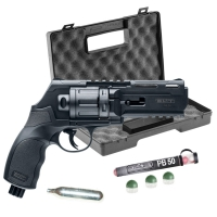 Pack Revolver Co² Walther  T4E HDR50