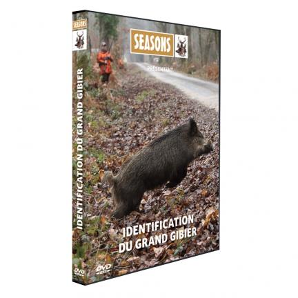 Identification du Grand Gibier (DVD)