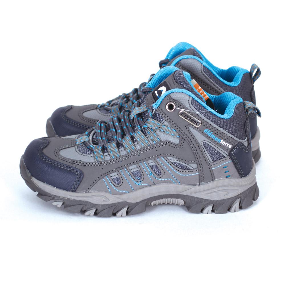 Chaussures rando enfant Gowson grisvert T31