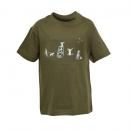 Tee-shirt Enfant Kaki