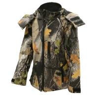 Veste Softshell enfant camouflage Bartavel®