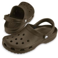 Crocs® couleur Chocolat