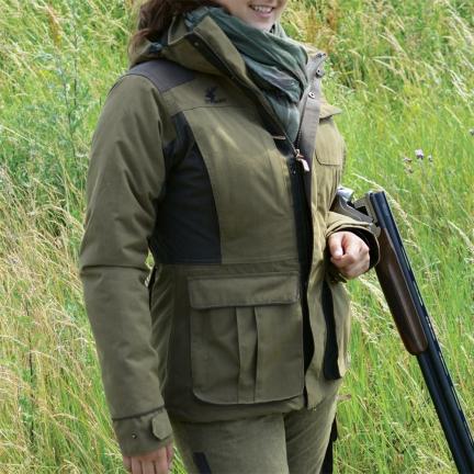 Veste chasse femme Stagunt Opale XS