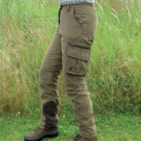 Pantalon chasse femme kaki Stagunt®