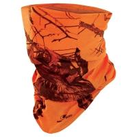 Tour de cou Stagunt® camouflage Orange Blaze