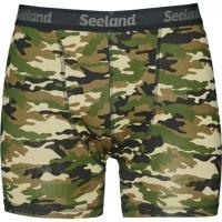 Boxers Harkila camouflage/kaki (le pack de 2)