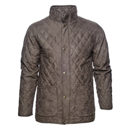 Manteau Woodcock Marron T56