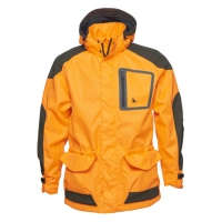 Manteau Harkila Kraft Orange