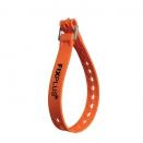 Sangle orange 46x2.3cm