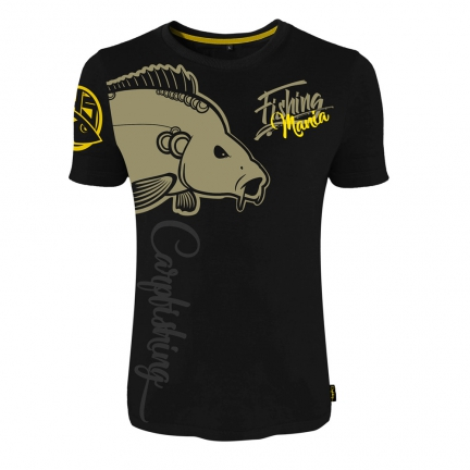 T-shirt Fishing Mania Carpfishing TL