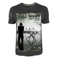 T-shirt Carpfishing is my life Hotspot Design®