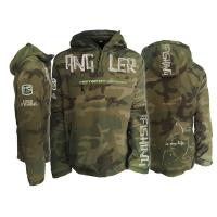 Veste Camouflage Hybride Hotspot Design®