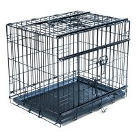 Cage chien métal premium