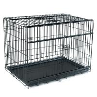 Cage métallique pliable