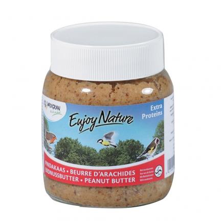 Beurre d'arachides Extra Proteins 360g