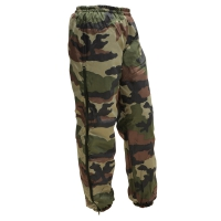 Pantalon matelassé camouflage