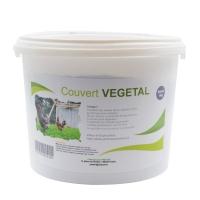 Couvert végétal pour poulailler