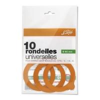Joints pour Bocaux Le Parfait® Ø85mm (Lot de 10)
