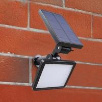 Projecteur Solaire Mur/Sol