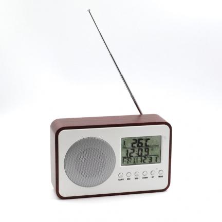 Réveil, Radio, Température
