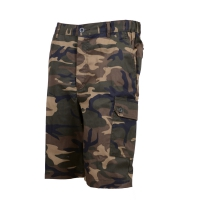 Bermuda homme camouflage militaire