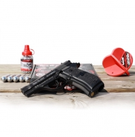 Pistolet Gamo Red Alert pack BB's