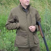Veste de chasse imperméable Percussion Imperlight