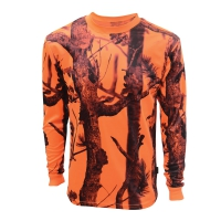 T-shirts Percussion® Ghost Camo®
