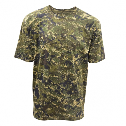 T-shirt camouflage Digicamo taille L