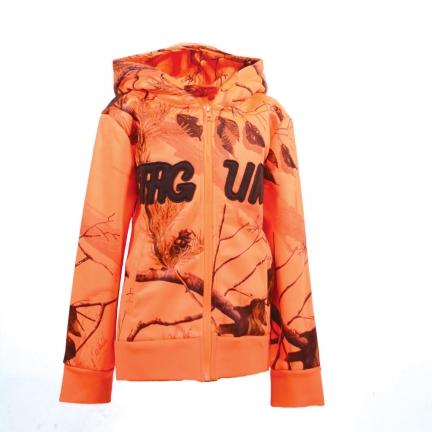 Sweat enfant Stagunt Boujou blaze camo 10ans