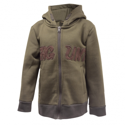Sweat enfant Stagunt Boujou marron 10ans