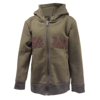 Sweat enfant Stagunt Boujou marron