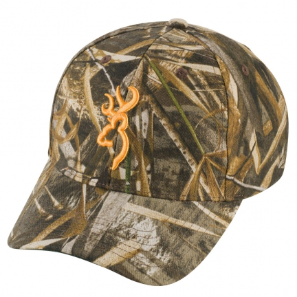 Casquette Browning camouflage Rimfire RTMX5