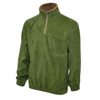 Pull polaire de chasse Luxe