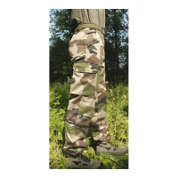 Pantalon treillis camouflage F2