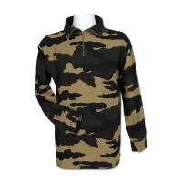 Chemise F1 camouflage